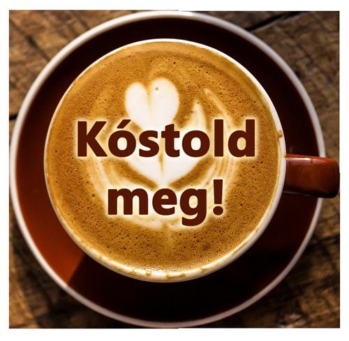 Kóstold meg a DXN kávéit!